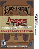 Adventure Time: Hey Ice King! Why'd You Steal Our Garbage?! -- Collector's Edition (Nintendo 3DS)